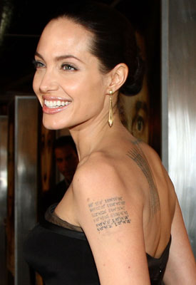 Naomi Wolf: Angelina Archetype of Liberated Woman
