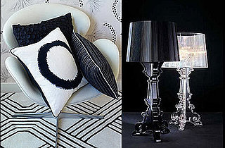 Inspired:  Black and White and Gorgeous All Over