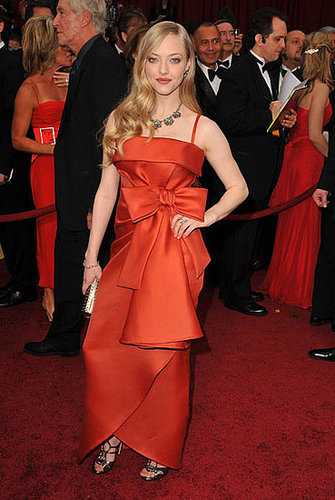 Fashion Trends from the 2009 Oscars