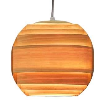 You can create the same look by mixing in a few of the  Bentwood Lamp #7 ($120).
