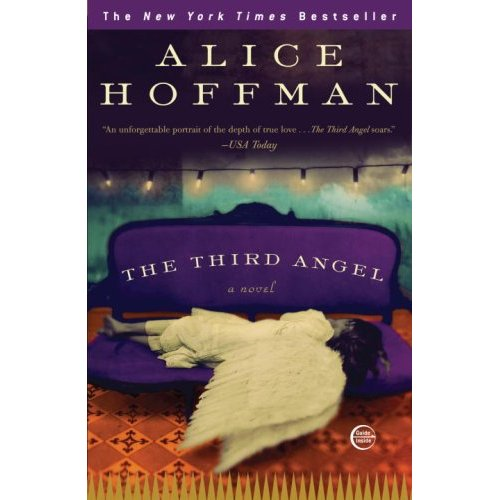 Alice Hoffman's novel The Third Angel looks at the lives of three different women who are at a crossroads in their lives.