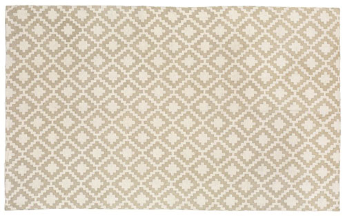 Steal of the Day: Pottery Barn Pixel Crewel Rug