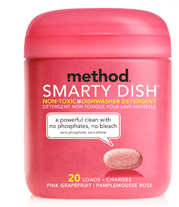 Get your dishes grapefruity fresh with this Method Smarty Dish Dishwashing Liquid ($6.50).