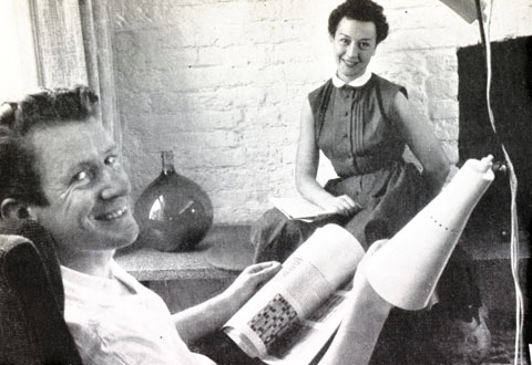 Designer Couples: Robin and Lucienne Day
