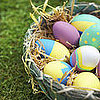 Are You Dyeing Easter Eggs Today?