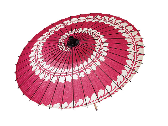 You can re-create this look with Whirl Parasols ($14.50) from Pearl River.