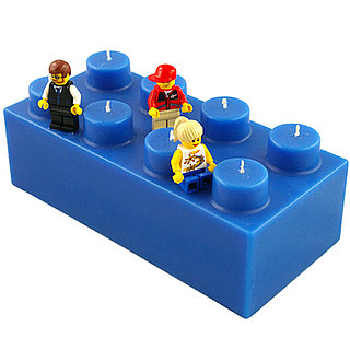 Nice and New: Building Brick Candles