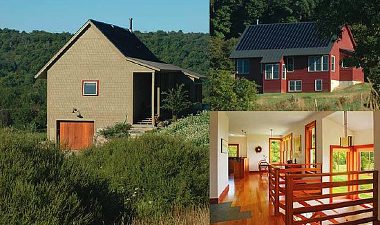 House tour a net zero energy home in vermont popsugar home for Net zero energy house