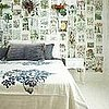 DIY: Dcoupaged Walls