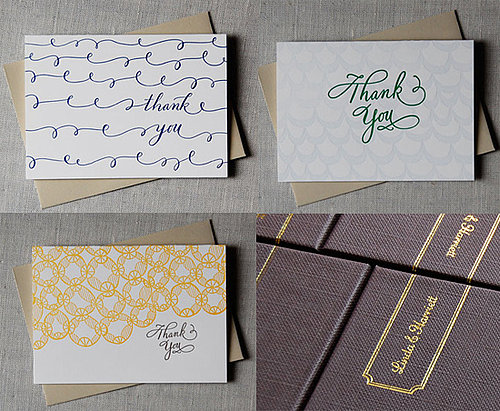 The Card Shop: Linda & Harriett Thank-You Note Box Sets