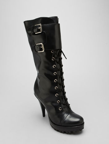 KORS MICHAEL KORS Heidi Boot in Black at Revolve Clothing - Free Shipping!