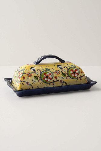 Lyna Butter Dish - Anthropologie.com