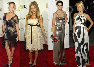 Sugar Shout Out: Fashion Rocks Red Carpet Looks