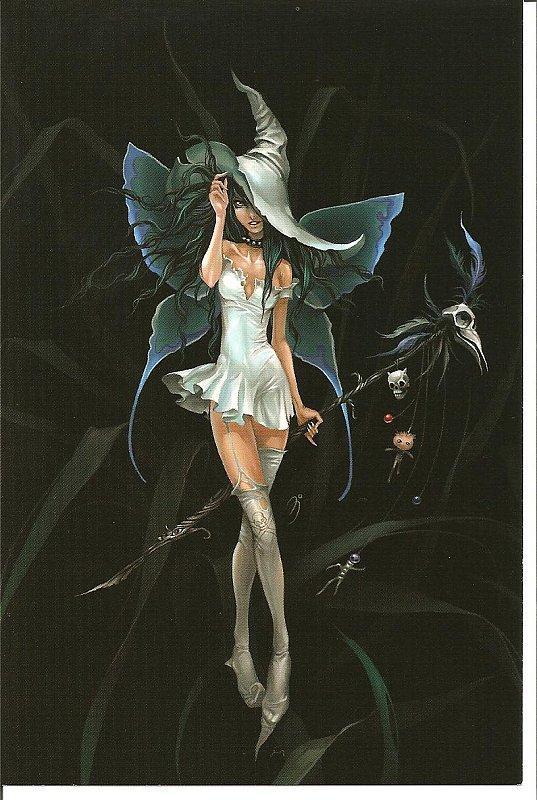 ~Dark Fairy~ Rate this postcard!