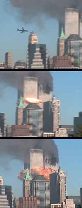 Remembering Tuesday Sept. 11, 2001. Thoughts and photos.