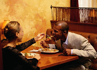 Dear Poll: Do you Like to Share on a First Date?