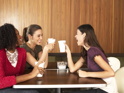 Dear Poll: Do You Spill the Beans To Your Girlfriends?