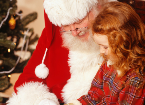 Do Tell: How Old Were You When You Found Out Santa Wasn't Real?