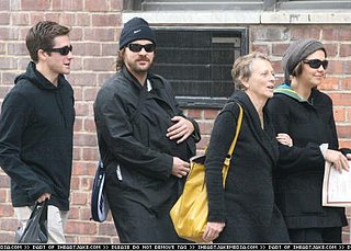 The Gyllenhaal's Family Outing
