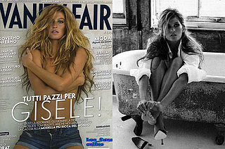 Gisele Looks Hot, Probably Isn't Pregs