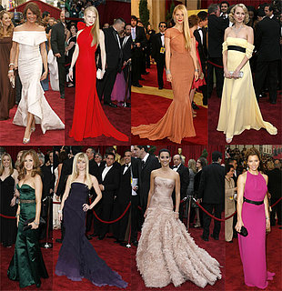 The Oscar Ladies: A Rainbow of Red Carpet Flavors