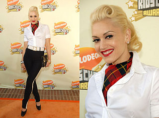 Kids' Choice Awards: Gwen Stefani