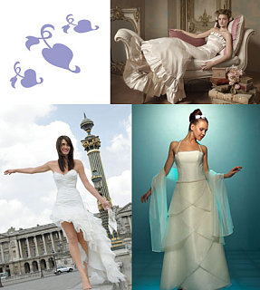 Wedding Gown Trend Alert: Dramatic Hemlines