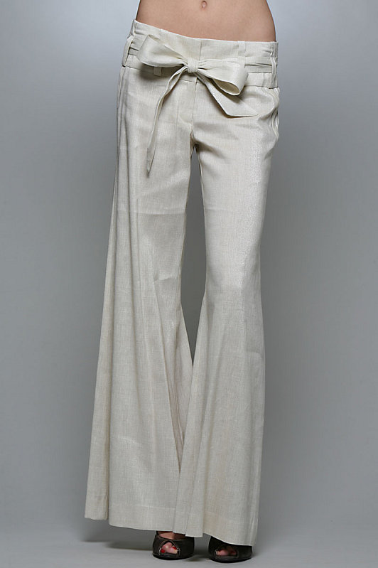 Lotta Stensson Linen Palazzo Pant: Love It or Hate It?