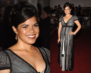 The Met's Costume Institute Gala: America Ferrera