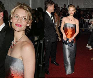 The Met's Costume Institute Gala: Claire Danes
