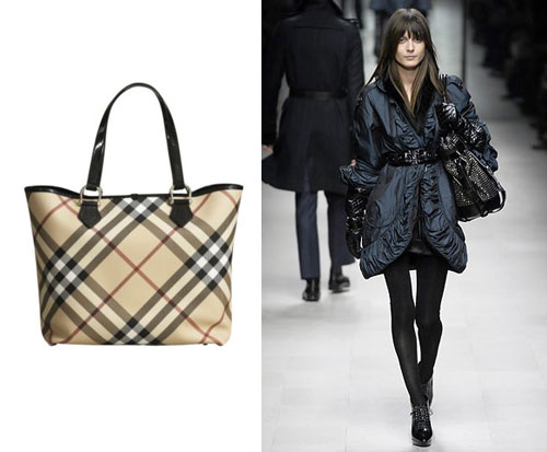 Fab Flash: Burberry Ditching Signature Plaid?