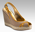 Trend Alert: Slingback Espadrilles