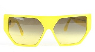 Jeremy Scott Yellow Sunglasses: Love It or Hate It?