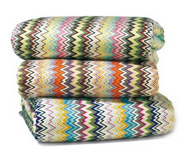 Simply Fab: Missoni Isaak Bedding