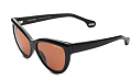 The Look for  Less: Tom Ford Cat&#039;s-Eye Sunglasses