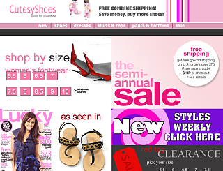 Fab Site: CutesyShoes.com