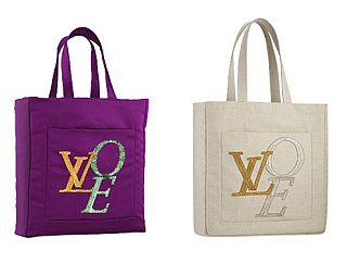 The Bag To Have: Louis Vuitton That's Love Satin Tote