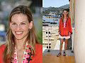 Celebrity Style: Hilary Swank