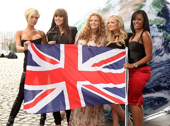 Fab Flash: Donatella Likely Dressing the Spice Girls!