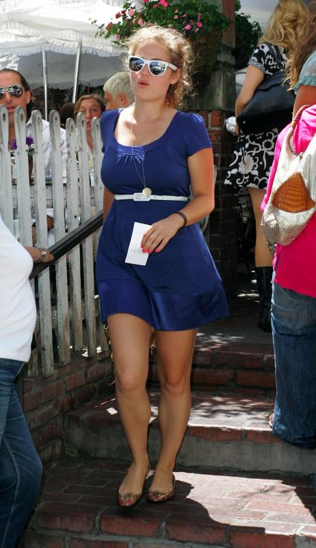 How Would YOU Wear It? Erika Christensen