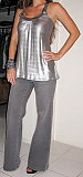Look of the Day: Silver Lining