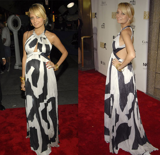 2007 Fashion Rocks: Nicole Richie