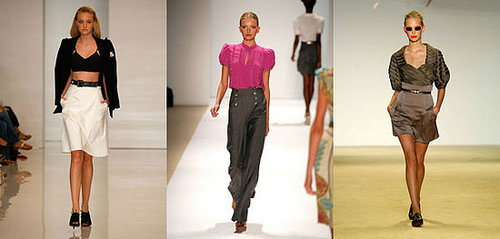 New York Fashion Week Trend Alert: High & Waisted