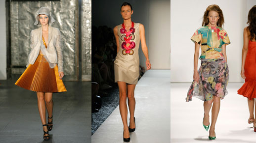 New York Fashion Week Trend Alert: Quirk