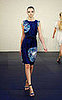 New York Fashion Week Key Color: Navy