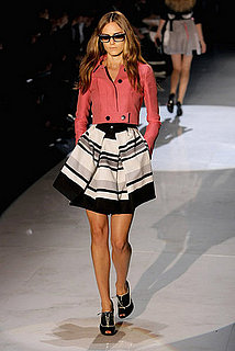 Milan Fashion Week, Spring 2008: Gucci