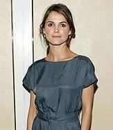 Keri Russell's Baby-Friendly Bargain Dress