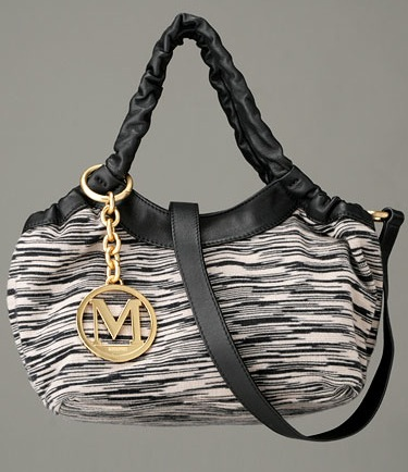 The Bag To Have: M Missoni Wool Knit Bag