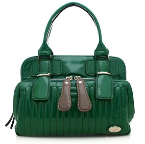 Chloe Bay Green Patent Bag: Love It or Hate It?