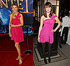 Who Wore It Better? Jay Godfrey Fuchsia Bow Dress 